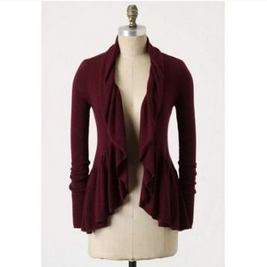 Anthropologie cardigan by guinevere